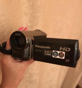 Продаётся видеокамера Panasonic HC-V10 HD
