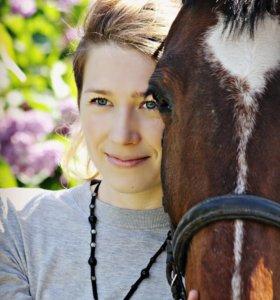 Фотосессии с частными лошадьми