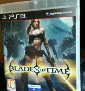 Blade of Time диск сони 3