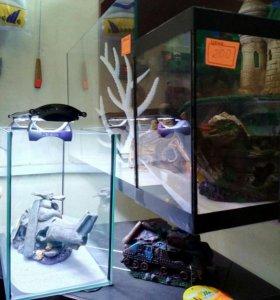 Новый аквариум 12 литров и другие.