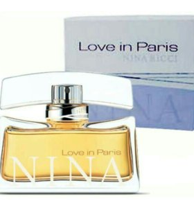 Love in Paris Nina Ricci 50ml