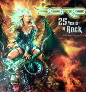 Doro. 25 years in Rock