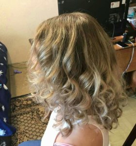 Прически,стрижки,окрашивание волос