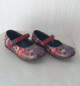 Туфли для девочки 22 размер