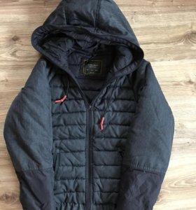 Куртка мужская ZARA denim