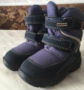 Продаю осенне-весенние ботинки