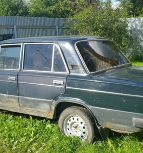 Автомобиль Ваз 2106