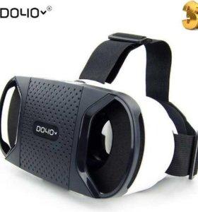 3D очки виртуальной реальности VR