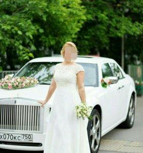 Свадебное платье дизайнер Татьяна Каплун