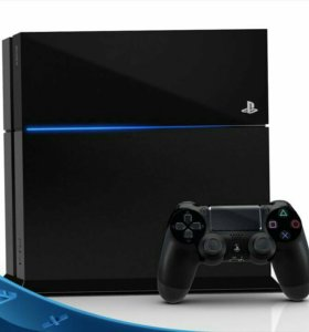 PlayStation4 slim (1 Тб) + игры