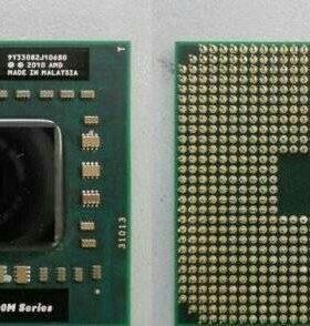 Процессор AMD A8-3500м для ноутбука 4 ядра