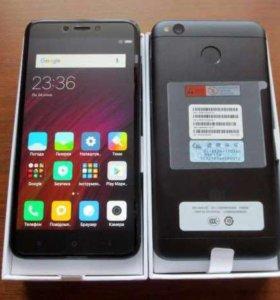 Смартфон Xiaomi Redmi 4X 32GB (черный)