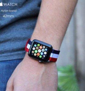 Нейлоновый ремешок Apple Watch 42 mm