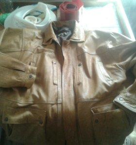 Куртка осеняя-зимняя
