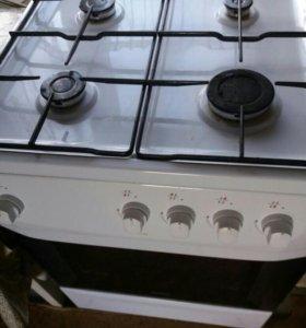 Газовая плита новая
