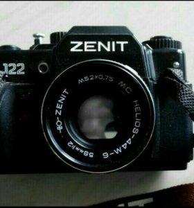 Зеркальный Zenit(Зенит) 122