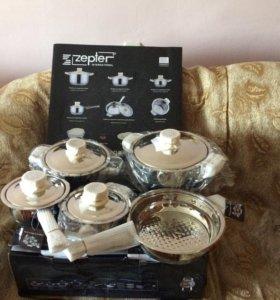 Посуда Zepter 18 предметов