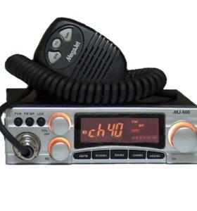 Megajet MJ-600 + антенна