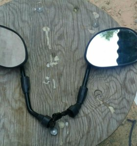 Зеркала для мапеда
