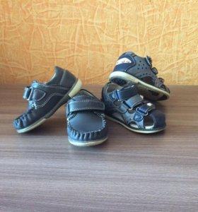 Сандалии, ботинки для мальчика