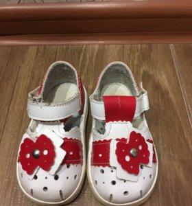 Обувь детская для девочек.