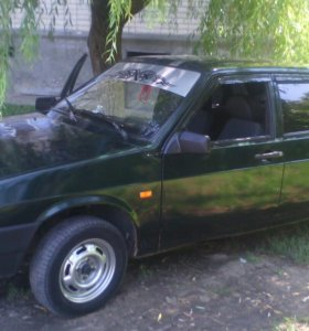 Ваз 21099 1997год.