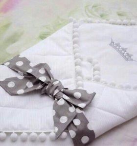 Одеяло плед+конверт
