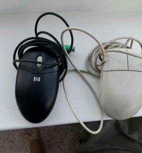 Мышь проводная
