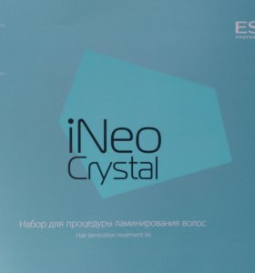 Набор для ламинирования волос Estel iNeo Cristal