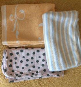 Одеяльца для малышей