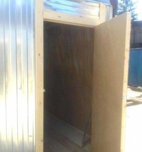 Б/у блк контейнер металический 6х2.40