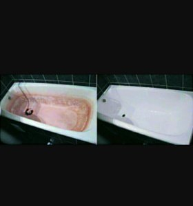 Новая жизнь старой ванне