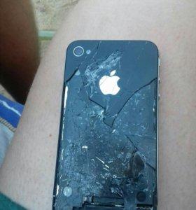Продам айфон 4 16