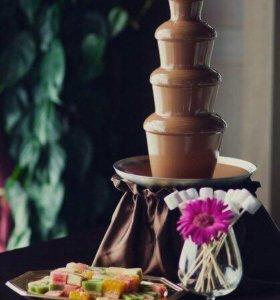 Шоколадный фонтан на Ваше мероприятие.