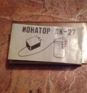 Ионатор -лк27. СССР
