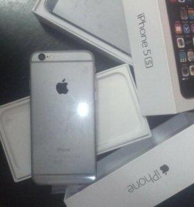 Новые телефоны 5s 6
