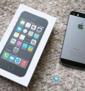 Apple iPhone 5s 32 gb space gray