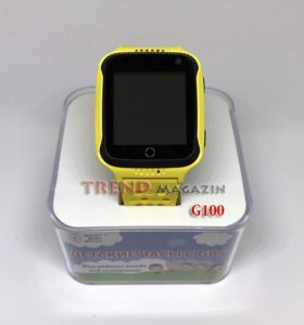 Детские GPS часы - телефон G100