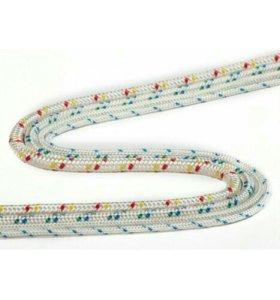 Шнур полиам плетеный 16-прядный д 3мм на катушке
