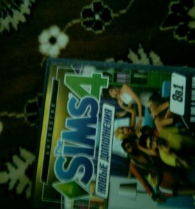 Диск Sims4 8в1