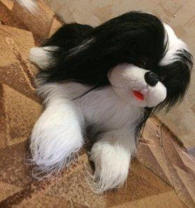 Мягкая собачка