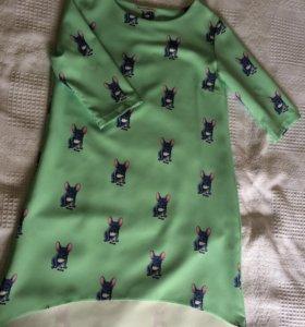 Платье 48 р ( можно на беременную )