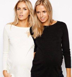 Одежда для будущих мам: три кофты и блузка