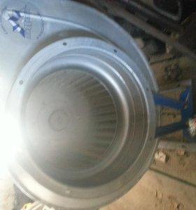 Вентилятор Радиальный вр-300-45-3,15