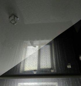 Натяжные потолки (не китай)