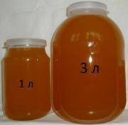 Мёд подсолнечника!