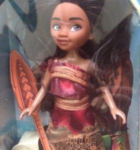 Новая кукла Моана