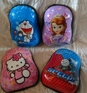 Рюкзак-чемодан, детский рюкзак