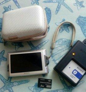 Продам сенсорный цифровой фотоаппарат