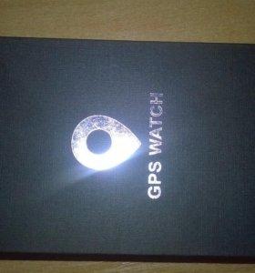 Умные часы GPS Watch